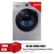 Máy Giặt Sấy Cửa Trước Inverter AddWash Samsung WD10K6410OS (10.5kg)