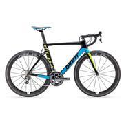 Xe đạp GIANT PROPEL ADVANCED 1+ 2017 (carbon) (Đen xanh)