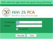 HiVi 2S PCA - Phần mềm thu ngân (hỗ trợ bán hàng bằng mã vạch)