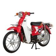 XE CUB BFA 50CC - Đỏ