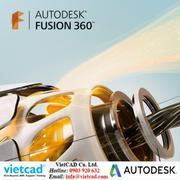 Phần mềm Autodesk AutoCAD Fusion 360 2017 - Thuê bao 1 năm
