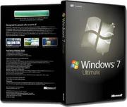 Windows 7 Ultimate SP1 64bit English DVD (GLC-01909)