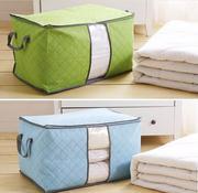 Túi vải đựng quần áo dạng ngang