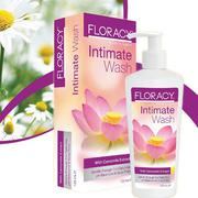 Dung dịch vệ sinh phụ nữ Floracy Intimate Wash