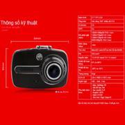 Camera hành trình ô tô Vietmap X9 + GPS + Thẻ nhớ 32GB