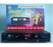 Đầu đĩa MIDI Ruby MD 8102 HDMI Công nghệ Nhật Bản