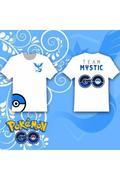 Áo Pokemon Go Team Xanh