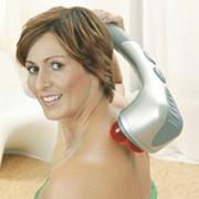 Máy massage đấm hai đầu ITM ( Medisana - Germany)