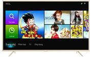 Smart Tivi TCL 49 inch Ultra HD 4K 2016