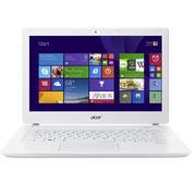 Laptop Acer V3-371-38M5, i3-5005/4G/500G+8GSSD/W10 (NX.MPFSV.015) White