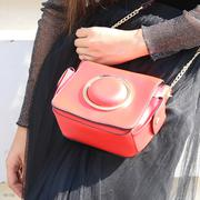 Leather Street Style Mini Bag TB1708