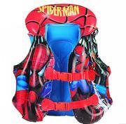 Áo khoác phao Spiderman
