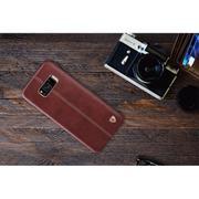 Ốp lưng da Englon Leather hiệu Nillkin cho Samsung Galaxy S8 + - Hàng nhập khẩu