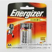 Pin Energizer Max  AA E91 BP2