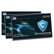 CMC Internet Security (6 tháng)