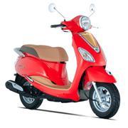 Xe máy Attila-V Smart Idle (Đỏ)