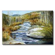 Tranh in canvas sơn dầu Thế Giới Tranh Đẹp Scenery 035