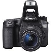 Canon EOS 70D với Lens kit EFS18-55STM (Đen)