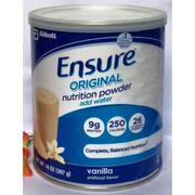 Sữa bột Ensure Powder Vanilla 397g từ Mỹ bổ sung vi chất, bồi dưỡng sức khỏe
