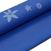 Thảm tập yoga có họa tiết kèm túi đựng GG24 (Xanh)