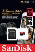 Thẻ nhớ Sandisk Micro SDXC 64GB 95/90MB/s
