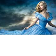 Ảnh decal bóc dán Cinderella