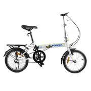 Xe đạp gấp Fornix - Trắng - Fornix-2301