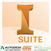 Phần mềm Autodesk AutoCAD Inventor LT Suite - thuê bao 1 năm