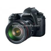 Canon EOS 6D Kit Lens EF 24-105mm F4 L IS USM Hàng chính hãng