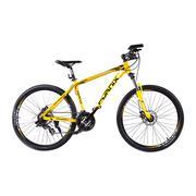 Xe đạp địa hình hiệu Fornix MTB300 (Vàng)