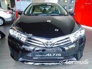 Toyota Corolla Altis G  2017