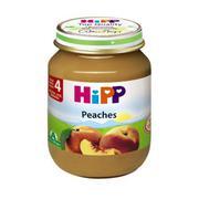 Dinh dưỡng đóng lọ Hipp đào tây