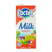 Sữa tươi nguyên kem Lactel 1L