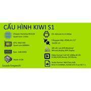 Smart Tivi Box chính hãng Kiwi Box S1 - Thiết bị giải trí đa phương tiện