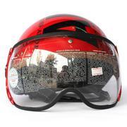 Mũ bảo hiểm ANDES Haly 180 tem (Đỏ)