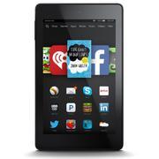 Máy tính bảng Amazon Fire HD 6 8GB Wifi (Đen)-Hàng nhập khẩu