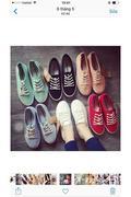 Giày bata nữ thời trang (Đen)