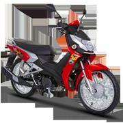 Xe máy Amigo 50 (Đỏ)