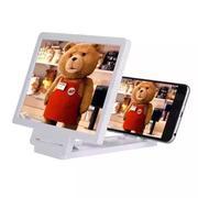 Kính 3D phóng đại hình ảnh cho điện thoại Enlarged Screen Hola - Trắng - 217