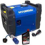 Máy phát điện xăng Hyundai HY 3600SEi