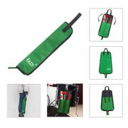 Drum Stick Bag Case Water-resistant 600D with Carrying Strap for Drumsticks - intl
