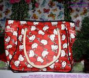 Túi xách thời trang Hello Kitty cực dễ thương TXKI5