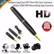 Máy quay phim mini giá rẻ - Bút camera Full HD 1920x1080, siêu nét, kiểu dáng sang trọng - Bảo Hành ...