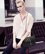 Túi đeo Zara caro đính phụ kiện
