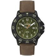 Đồng hồ nam dây da Timex T49996 (Nây)