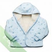 Áo khoác lông có mũ Lullaby 6M 1613A