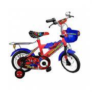 Xe đạp trẻ em - 14 inch - M1274-X2B (Số 68 - Spiderman)