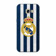 Ốp lưng nhựa dẻo Samsung Galaxy A5 2017 Logo CLB Real Madrid (in 3D) - No 10