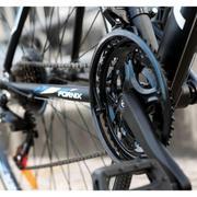 Xe đạp thể thao FORNIX - BT402 (Đen xanh lá)