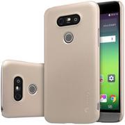 Ốp lưng Nillkin nhựa sần cho LG G5 (Vàng kem)